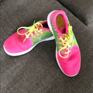 Nike Free youth size 6.5 fits women EUC